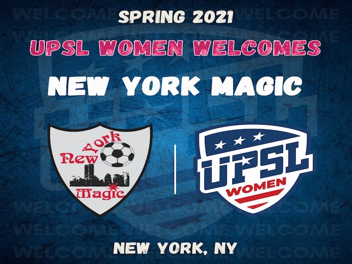UPSL Women Announces Northeast Expansion with New York Magic